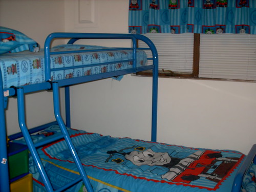 Perfect Brand new bunk beds and Thomas bedding