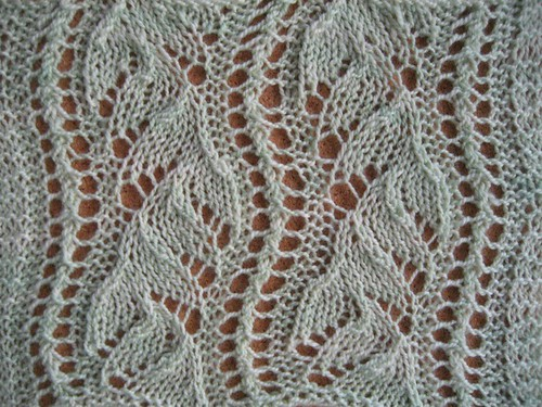 Lace Knit Pattern Image Collections Knitting Patterns Free Download