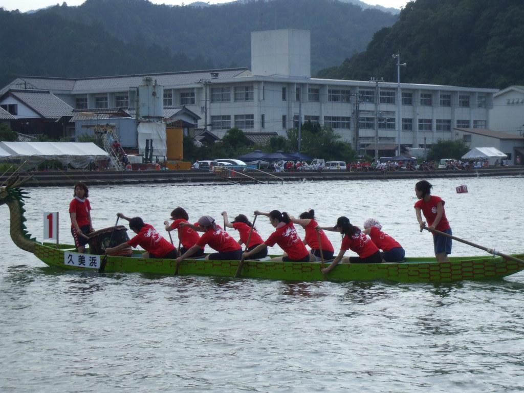 3rd race: final