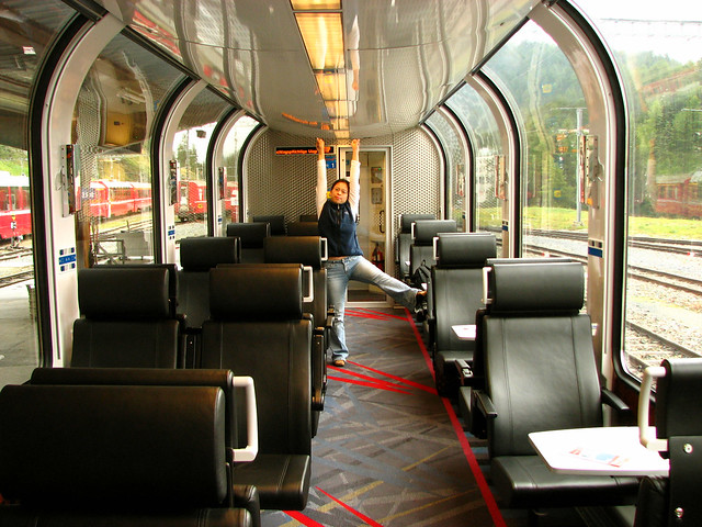 bernina express train interior flickr photo sharing. Black Bedroom Furniture Sets. Home Design Ideas