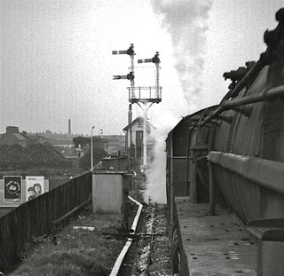 Manchester Park Junction Lancashire 4th May 1968