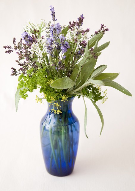 herb bouquet
