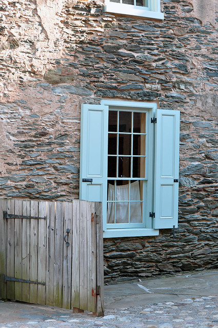 Window at Harpers Ferry