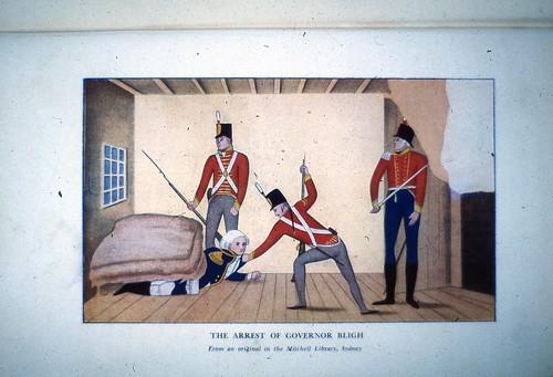 Bligh's arrest