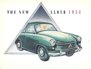 1954 Lloyd