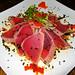 Maguro Tataki Sashimi by Bill Adams
