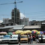 Market Full of People - Yerevan, Armenia