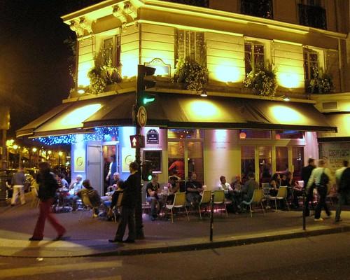 Open caf caff parigi francia guide turistica tripwolf for Parigi non turistica