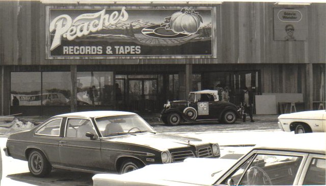 Genesis Cherry Hill >> Peaches Records & Tapes - a gallery on Flickr