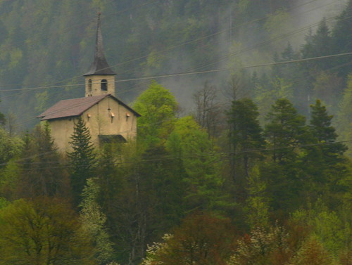 Small Church - Somewhere in Switzerland