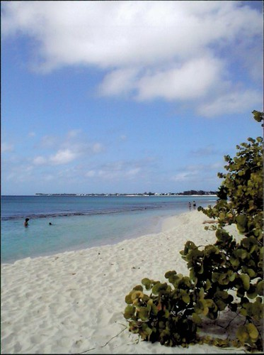 7 mile beach in Grand Cayman