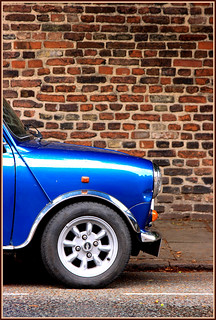 Cambridge Mini Minimalism: Blue