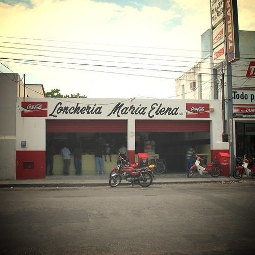 Loncheria Maria Elena, best cheap tortas in town