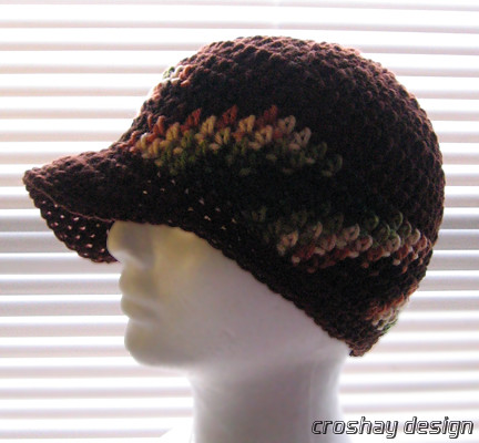 Amazon.com: Hand Crocheted Beanie (02)-Rasta: Clothing