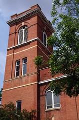 McDougall United Church Tower