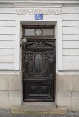 Regensburg - Haustüren