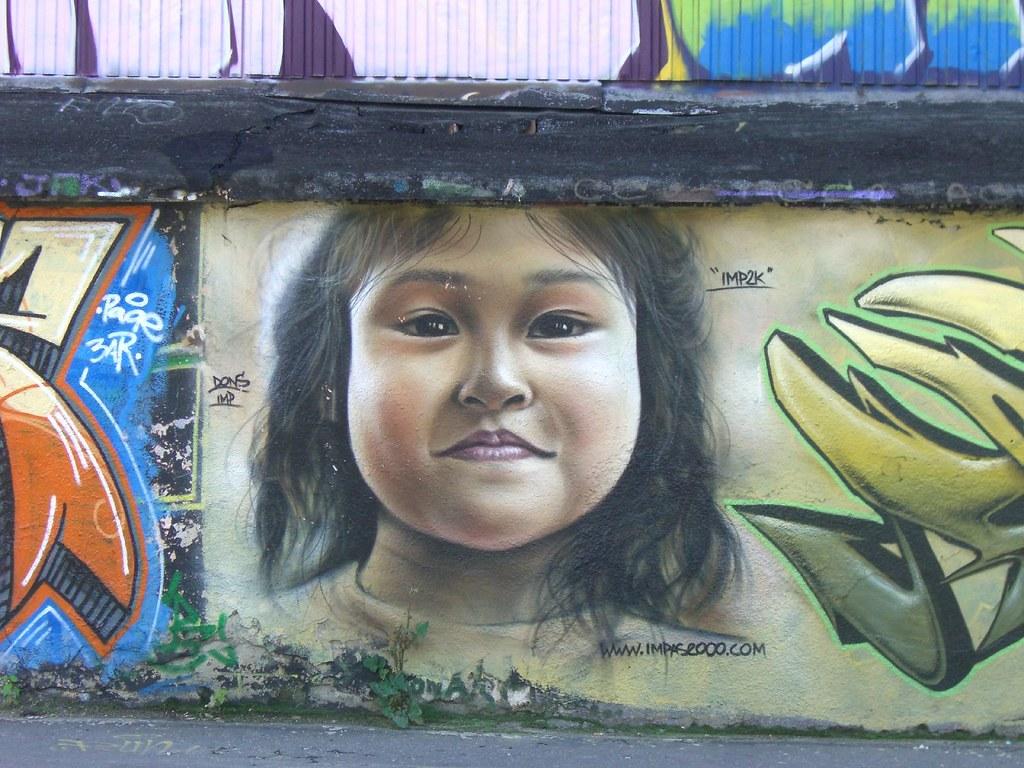 graffiti | impas | krakow . poland 2007