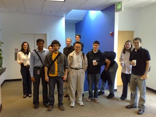 Yahoo! Research Berkeley interns