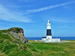 Lighthouse Alderney