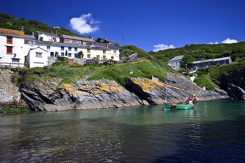 St Austell Bay, Cornwall