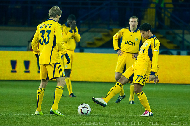 Metalist begins