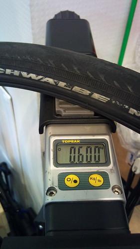 8000km  600g!!