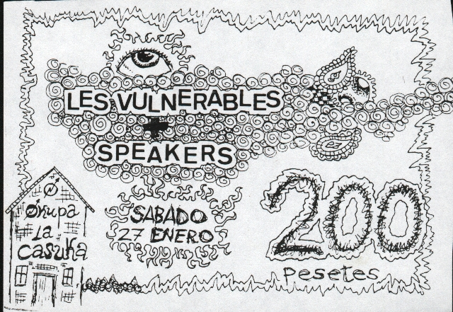 Les Vulnerables+Speakers