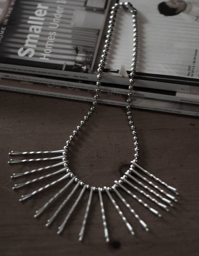 Simple Metal Necklace