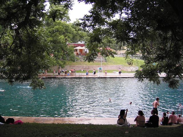 Barton Springs Flickr Photo Sharing