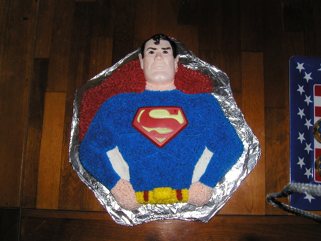 Wilton Batman Cake Mold