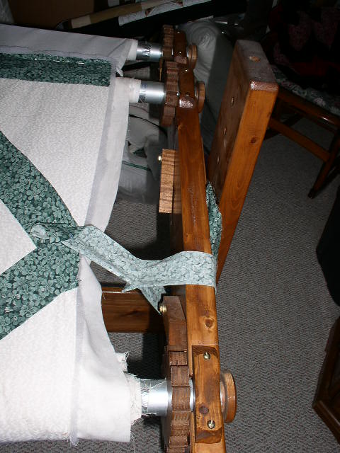 Plans For Wooden Quilting Frame Woodwork Plans How To Diy