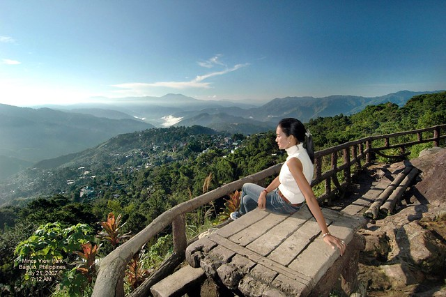 A Beautiful New Day At Mines View Park Baguio City Philippines Flickr Photo Sharing