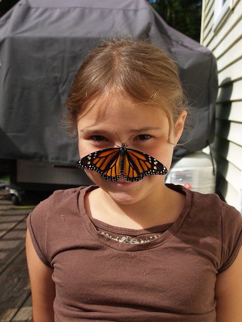 My 8Yo Daughter