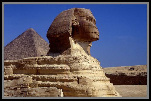egypt sfinge
