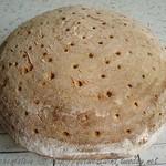 Czech Country Bread - Žitný chleba