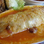 宜野湾市新城「Tetera」の「メキシカンランチ」 インチラーダ Enchiladas  Tetera