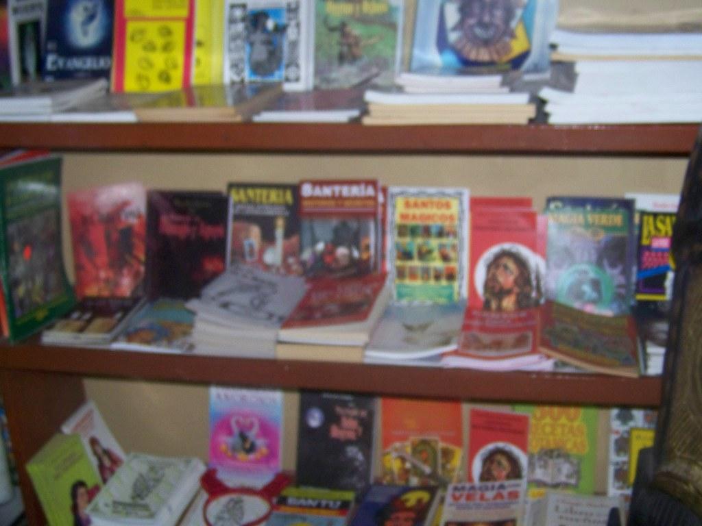 Santeria Books | Botanica Olocun | Flickr