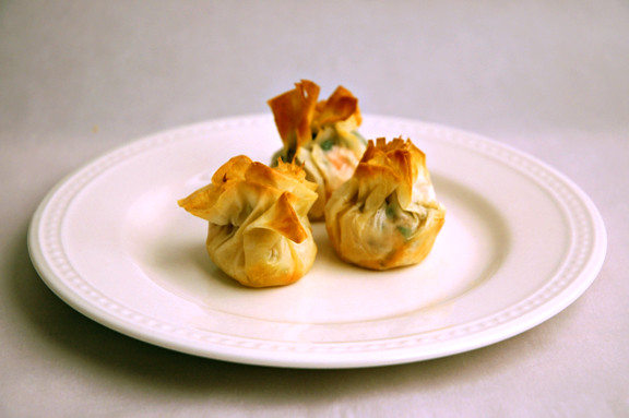 Mini salmon en croute | Flickr - Photo Sharing!