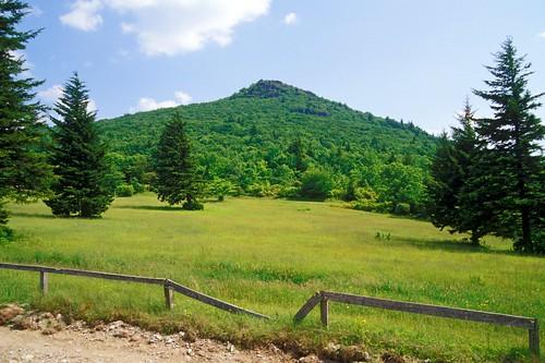 mountains virginia kodake100vs scenicviews graysonhighlandsstatepark