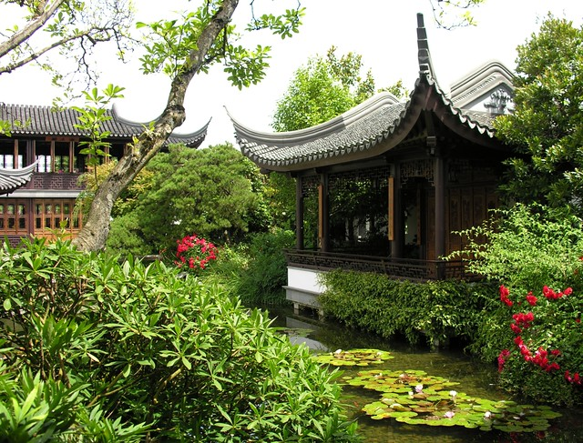 Portland Classical Chinese Garden Flickr Photo Sharing