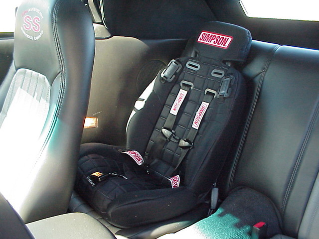 simpson car seat flickr photo sharing. Black Bedroom Furniture Sets. Home Design Ideas