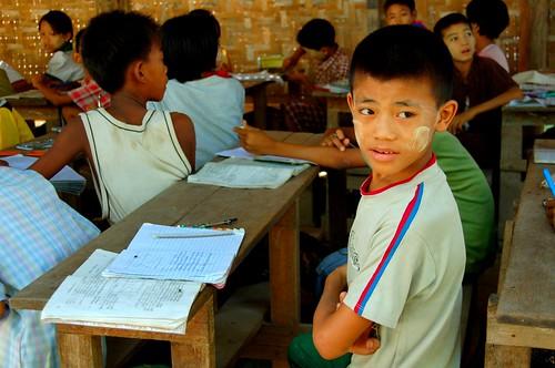 Myanmar - Classroom