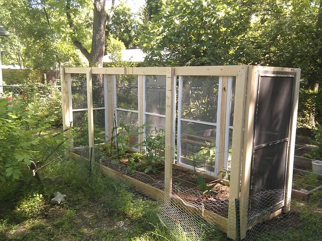 4552632566 952354e1ab zjpg for Garden enclosure