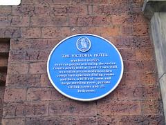 Photo of Blue plaque № 5002