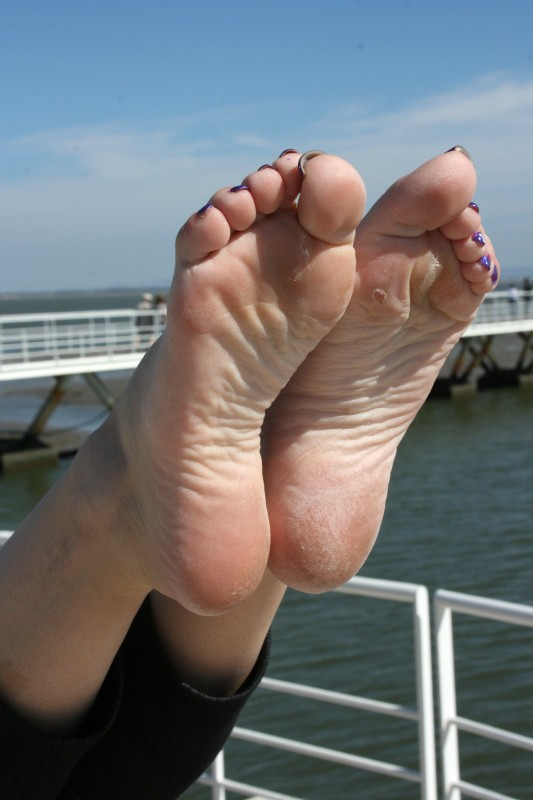 Arch female fetish foot foot sole toe