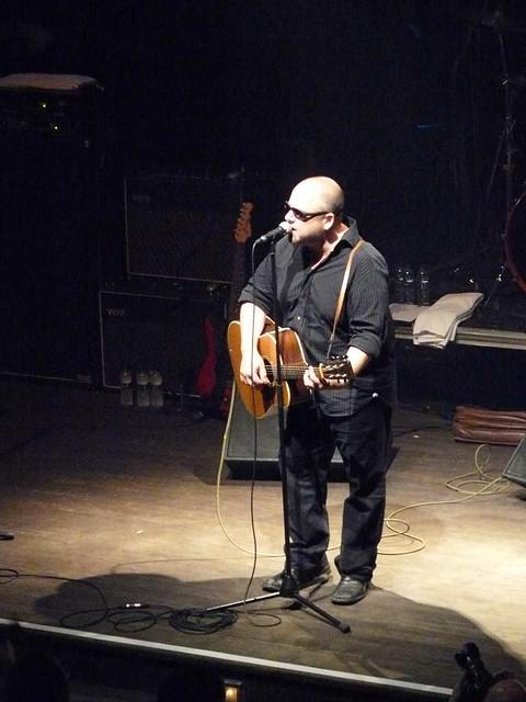 Frank Black en el Kafe Antzokia de Bilbao, el 12 de Julio de 2007