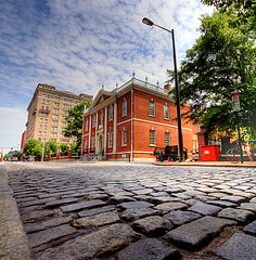 Street of Philadelphia - Old City