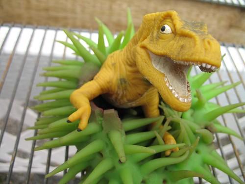 Explode! I am Dinosaur!