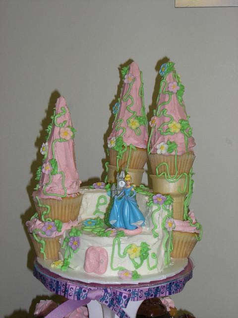 Castle Cake Topper Uk