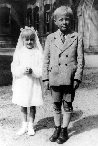 Rasa and Arūnas Zizys, Sale, Victoria, Australia, 1951.